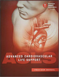 ACLS textbook cpr aed